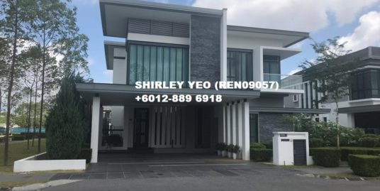 GATED AND GUARDED DOUBLE-STOREY DETACHED HOUSE FOR SALE