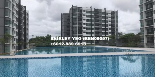 NEW HIGH END CONDOMINIUM WITH OP @ KOTA SENTOSA FOR SALE
