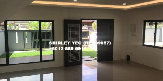 DOUBLE-STOREY SEMI-DETACHED AT KANGKING FOR SALE