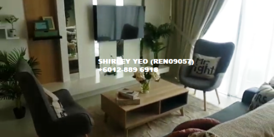 NEW GATED & GUARDED APARTMENT @ KOTA SENTOSA FOR RENT