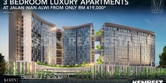 MILANO EIGHT – NEW APARTMENT @ Prime area
