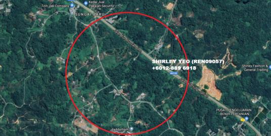 29th Mile Kuching-Serian Road Land