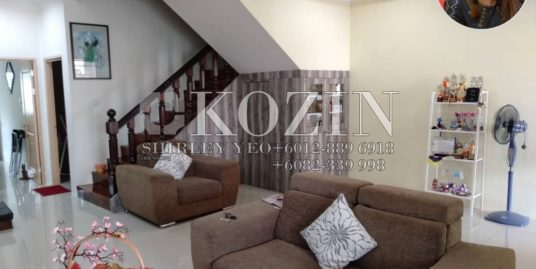 EXCEPTIONAL TERRACE HOUSE FOR SALE @ TAMAN MERLIN