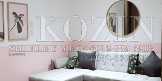 NEW TOWNHOUSE @ 10TH MILE-JALAN KUAP FOR SALE