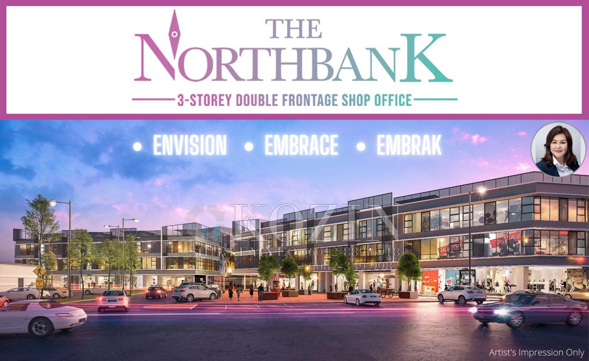 NBX New 3-Storey Shop Office