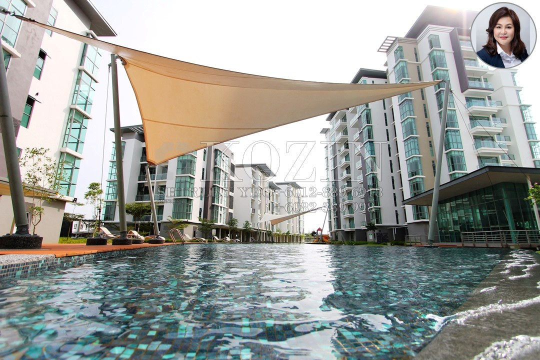 THE PARK RESIDENCE @ TABUAN TRANQUILITY